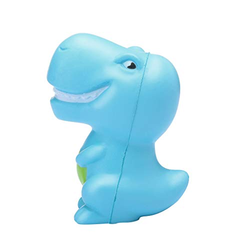 (Squishies Sky Blue Dinosaur Scented Slow Rising Squeeze Stress Reliever Toys)