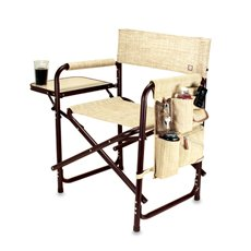 PICNIC TIME Sports Chair Color: Moka by PICNIC TIME