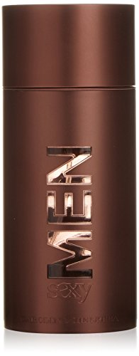 Herrera Mandarin Eau De Toilette - 212 Sexy by Carolina Herrera For Men. Eau De Toilette Spray 3.4-Ounces