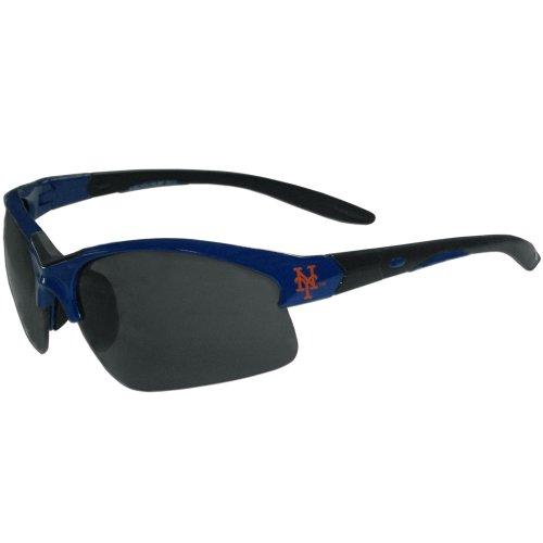 (Siskiyou MLB New York Mets Blade Sunglasses)
