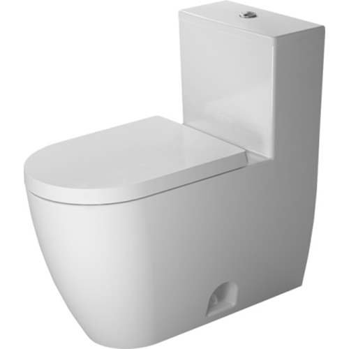 (Duravit Me by Starck Elongated One Piece Toilet 2173010001 White)