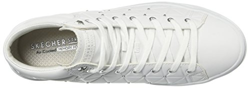 Triangle De Boss White Street Women Skechers Hi Lite wC6ITq8