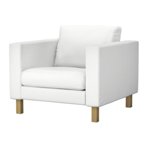 Ikea Karlstad Chair Cover Machine Washable Blekinge White - Buy Online in UAE. | Kitchen Products in the UAE - See Prices Reviews and Free Delivery in ...  sc 1 st  Desertcart & Ikea Karlstad Chair Cover Machine Washable Blekinge White - Buy ...