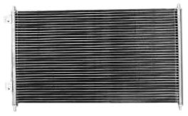 TYC 4977 Honda Civic Parallel Flow Replacement Condenser 13-00-4977