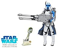 Clone Trooper With Cip-quad Legacy Collection (Build-a-droid) Star Wars Action Figure