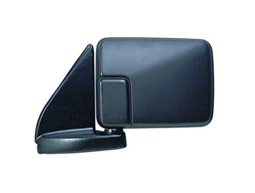 Chrome Alkar 9202023 Outside Complete Manual Horizontal Flat Mirror