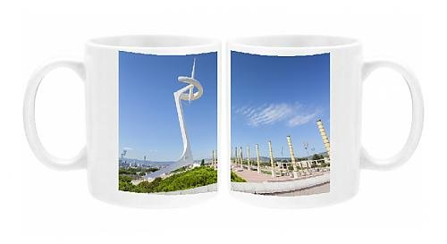 photo-mug-of-torre-calatrava-torre-telefonica-barcelona-catalonia-spain-europe