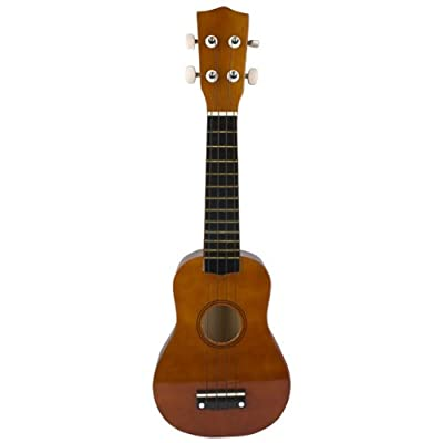 Woodstock Chimes Music Collection Club Ukulele, Classic: Toys & Games