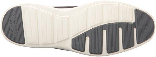Cole Haan Mens Grand Tour Venetiansk Slip-on Loafer Ironstone Läder / Elfenben