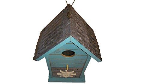 Review Wooden Birdhouses – Tin