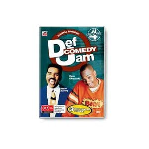 Def Comedy Jam All-Stars Vol. 4 (The Steve Harvey Show Dvd)