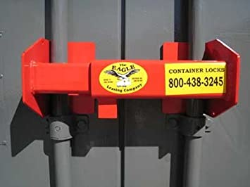 STORAGE CONTAINER LOCK