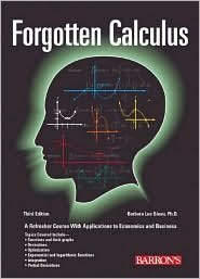Read Online Forgotten Calculus 3th (third) edition Text Only pdf epub