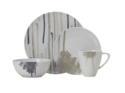 Mikasa Kiora 4-Piece Place Setting, Service for 1
