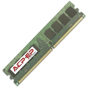 ACP-EP Memory 512MB 400MHZ DDR2 PC2-3200 1.8V CL3 240PIN Unbuffered DIMM