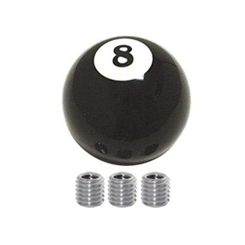 Pirate Mfg Rat Rod 8 Ball Gear Shift Knob W/Adaptor Kit