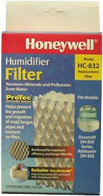 Honeywell HC832 Replacement Humidifier Filter