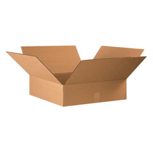 6 Material Height - Aviditi 22226 Flat Corrugated Box, 22