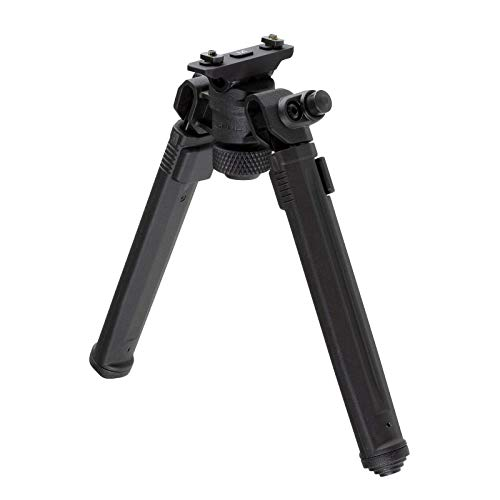 Magpul Rifle Bipod, M-LOK, Black (Best Ar 15 Rifle On The Market)