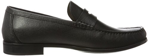 ECCO Dress Moc, Mocassini Uomo nero