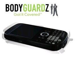 BodyGuardZ Scratch-proof transparent film for PalmOne Treo Pro - Transparent