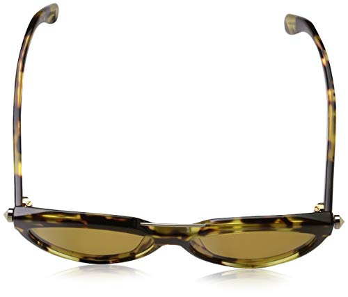 yellow Mcqueen Adulte Lunettes Am0087s De Montures 004 004 Alexander avana 58 Mixte Marron Sq87wx8g