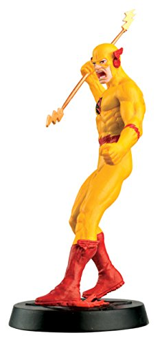 (Eaglemoss DC Super Hero Collection: #42 Professor Zoom Polyresin Figurine)