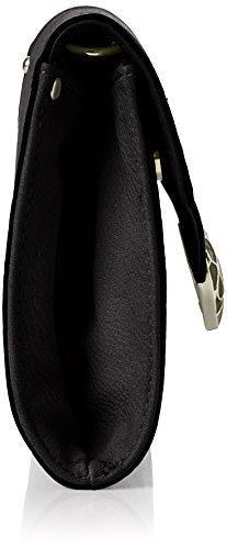 Leather Black Bali Clutch Clutch SwankySwans Women's Black Snakehead qx16UPaP