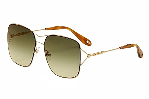 Givenchy Women's GV S 7004/S DDBCS Gold Copper/Havana Fashion Sunglasses - Sunglasses Womens Givenchy