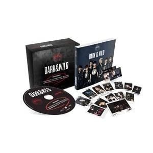 Ratings and reviews for BTS 1st Album [Dark and Wild] CD + PhotoCard + PhotoBook K-POP BANGTAN