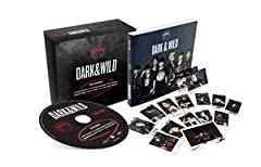 1st Album [DARK & WILD] from BTS consists of CD, two PhotoCards and 102p PhotoBook with factory sealed from manufacturers. The CD has 14 songs as follows. Tracks 01. Intro : What am I to you 02. Danger 03. 호르몬 전쟁 04. 힙합성애자 05. Let Me Know...
