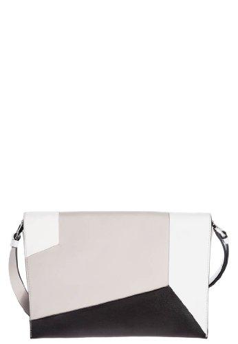 Borsa Tracolla donna in pelle Calvin Klein Mod. Lexie Shoulder Bag K6IK600337 Col. Nero.