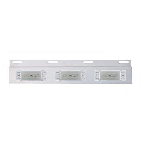 Amazon.com: Stainless Top Mud Flap Light Bracket - LED ...