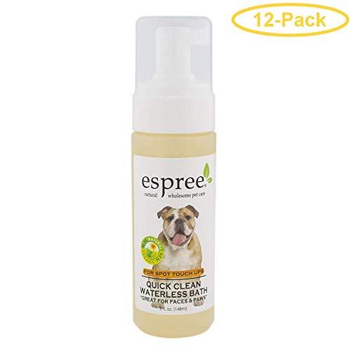 Espree Quick Clean Waterless Bath 5 oz - Pack of 12