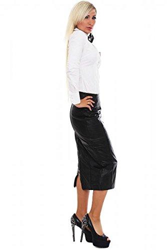 Femme trade Jupe Fwt Fashionworld Pour De Noir Uni YHPxFgwq
