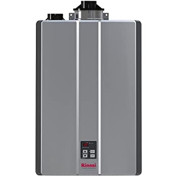 Rinnai Rur199ip Tankless Water Heaters Silver Amazon Com