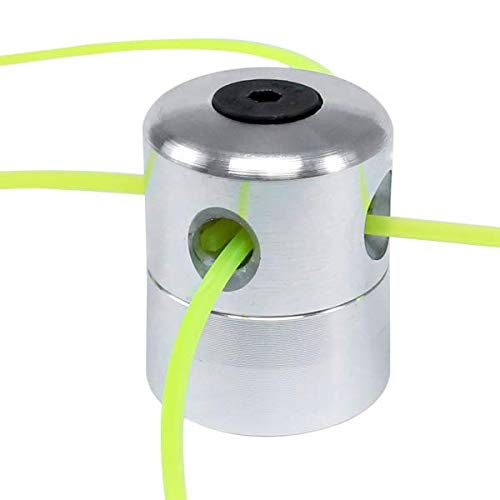 Cabeza Desbrozadora araña 2 Brins aluminio universal Promo - Pieza ...