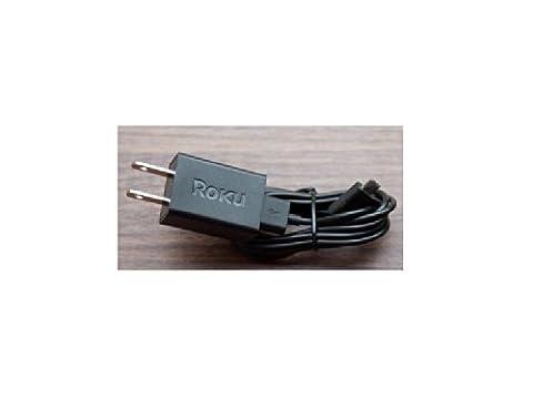 Original Roku Power Adapter with USB Cable for Roku (3500R, 3500RW) Streaming Stick (HDMI Version) (Roku Streaming Sticks)