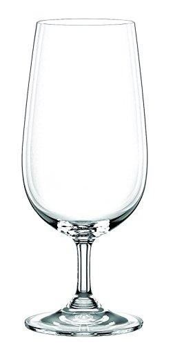 (Nachtmann Vivendi Set of Six Water/Stemmed Pilsner Glasses by Riedel Glassworks)