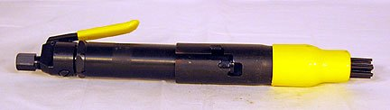 Texas Pneumatic Tools, Inc. Pneumatic Needle Scaler w/ Lever Throttle (Pneumatic Needle)
