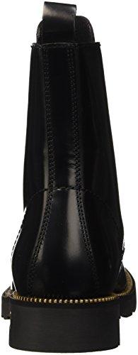 472 Scarpe Collo Black Donna Cult 999 Mid Alto Nero a Zeppelin pRntU1x