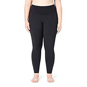 Amazon Brand – Core 10 Women's (XS-3X) 'Build Your Own' Yoga Pant – Full-Length Legging (Inseams, Waist Styles Available)