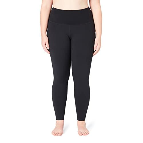 f29d2ee1d8315d Amazon Brand – Core 10 Women's (XS-3X) 'Build Your Own' Yoga Pant –  Full-Length Legging (Inseams, Waist Styles Available)