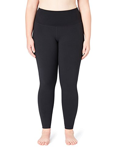 Core 10 Women's (XS-3X) 'Build Your Own' Yoga Pant - Full-Length Legging (Inseams, Waist Styles Available)