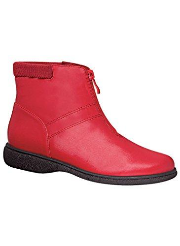 Angelsteps Dames Volwassen Engel Stappen York Boot Synthetisch Rood