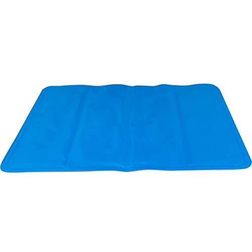 (Penn Plax Glacial Gear Cooling Mat for Dogs (Large))