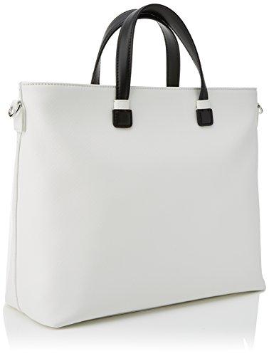 Trendy à by Braccialini main Bianco Tua 001 Blanc sac vwI6qnUE