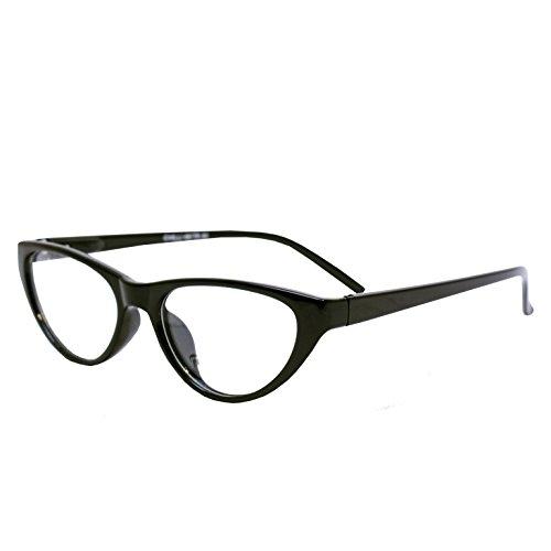 071c0d8ac1 Optical Express Plastic Black color Cat-eye shape unisex Frames  Amazon.in   Clothing   Accessories