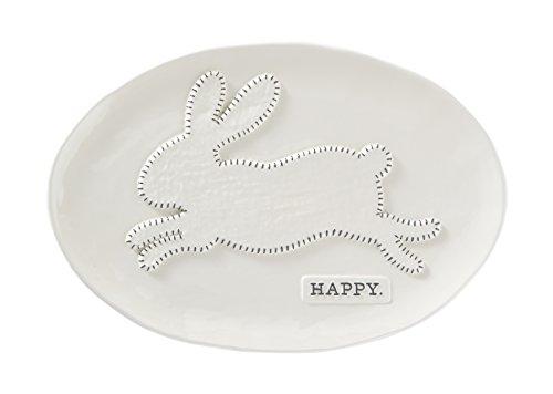 Mud-Pie-Bunny-Serving-Platter