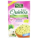 Nature's Earthly Choice All Natural Easy Quinoa, Roasted Garlic And Olive Oil 2